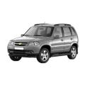 Подиумы Chevrolet Niva