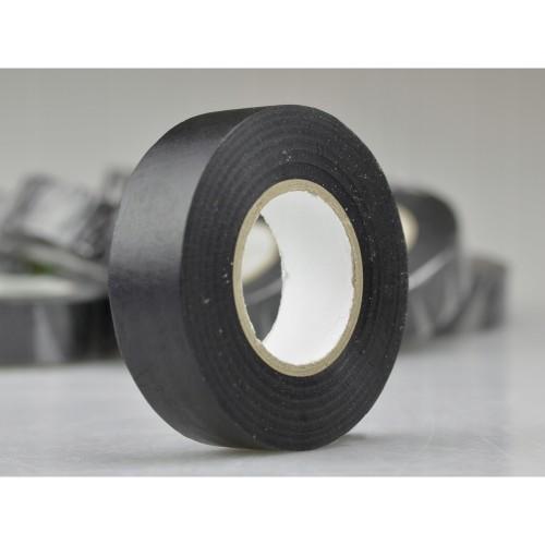 Изолента PHANTOM 19mm*20m Черный глянец