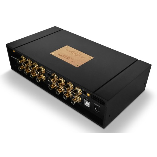 Аудиопроцессор ZAPCO DSP-Z8 IV II