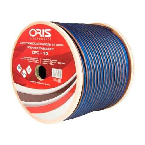 Акустический кабель Oris OFC-14 2,5 кв.мм