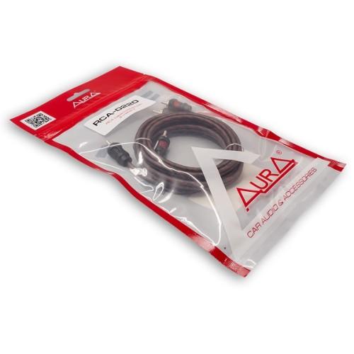 Межблочный кабель Aura RCA-0220 (2м)