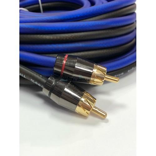 Межблочный кабель Idol Audio 2RCA 5м