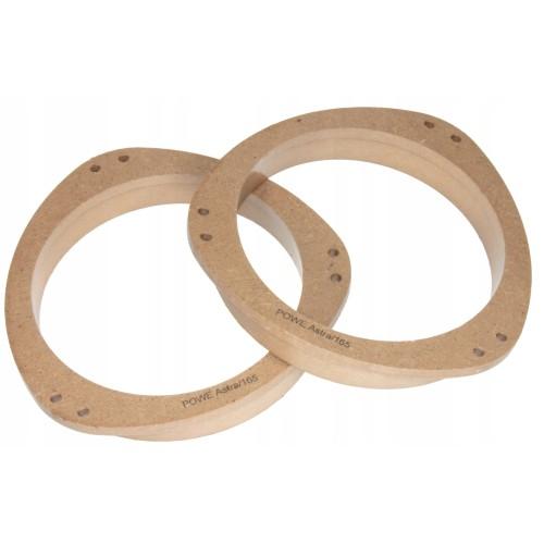 Проставочные кольца Opel 15мм. Alpha