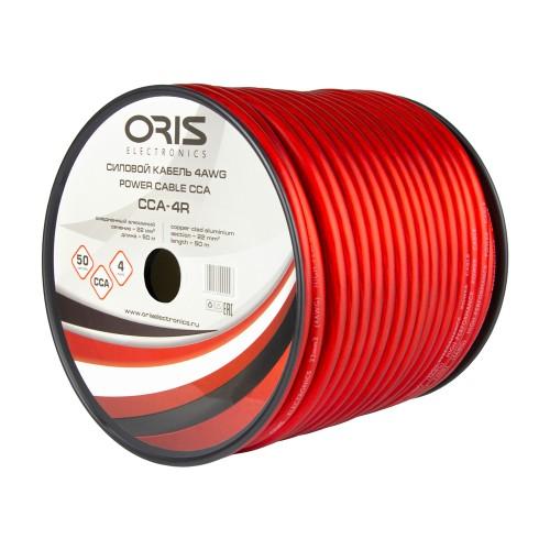 Силовой кабель Oris Electronics CCA-4R