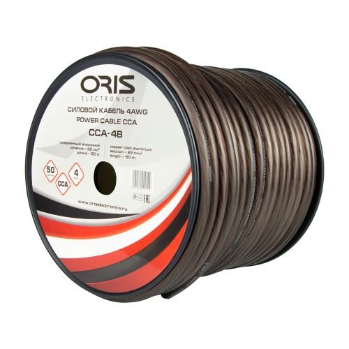 Силовой кабель Oris Electronics CCA-4B